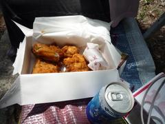 KFCランチ.JPG